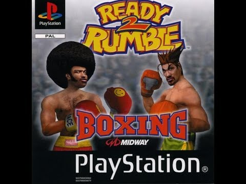 Ready 2 Rumble Boxing - Playstation 1 - Complete