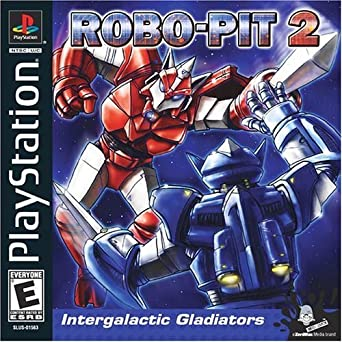 Robo Pit 2 - Playstation 1 - Complete