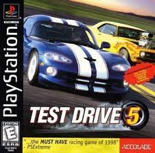 Test Drive 5 - Playstation 1 - Complete
