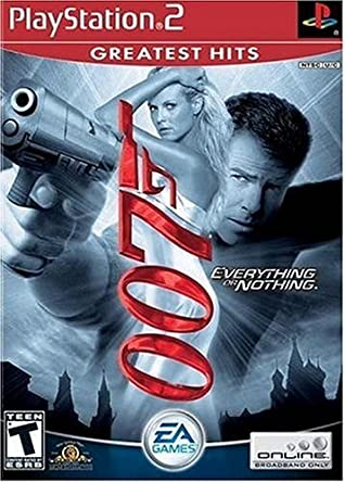 007 Everything or Nothing - Playstation 2 - Complete