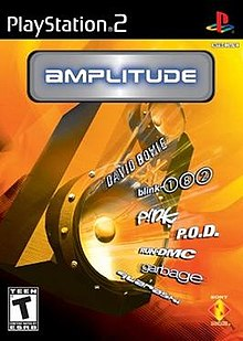 Amplitude - Playstation 2 - Complete