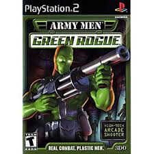 Army Men - Green Rogue - Playstation 2 - Complete