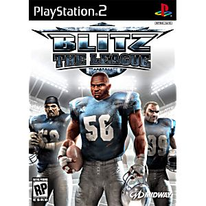 Blitz - The League - Playstation 2 - Complete