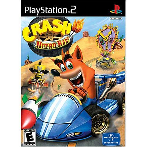 Crash Nitro Kart - Playstation 2 - Complete