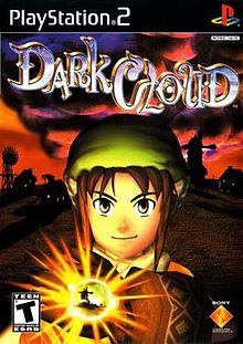 Dark Cloud - Playstation 2 - Complete
