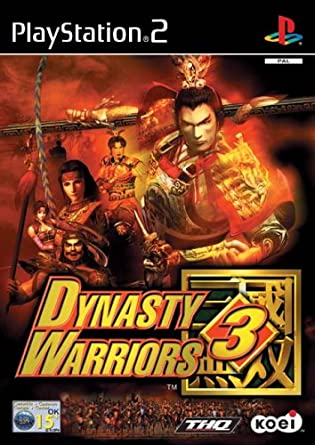 Dynasty Warriors 3 - Playstation 2 - Complete