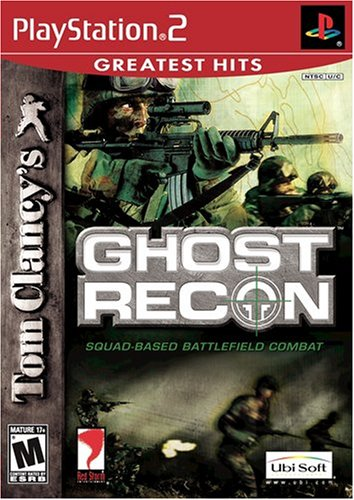 Ghost Recon Advanced Warfighter - Playstation 2 - Complete