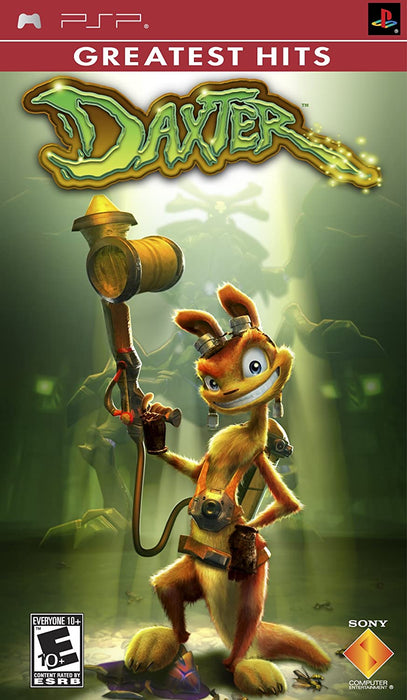 Daxter - PSP - in Case