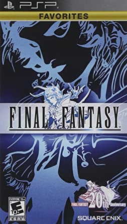 Final Fantasy 20th Anniversary - PSP - in Case