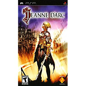 Jeanne D'Arc - PSP - in Case