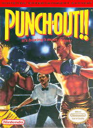 Punchout! - NES - Loose