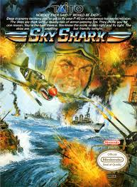 Sky Shark - NES - Loose