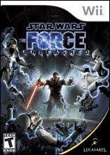 Star Wars - The Force Unleashed - Wii - in Case