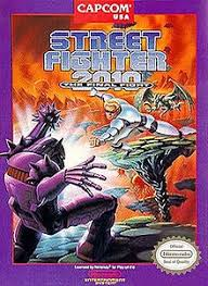 Street Fighter 2010 - NES - Loose
