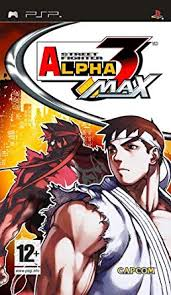 Street Fighter Alpha 3 Max - PSP - in Case