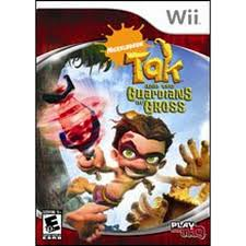Tak and the Guardians of Gross - Wii - in Case
