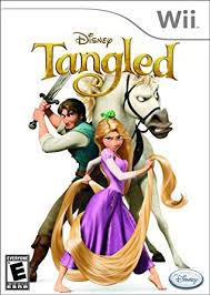 Tangled - Wii - in Case