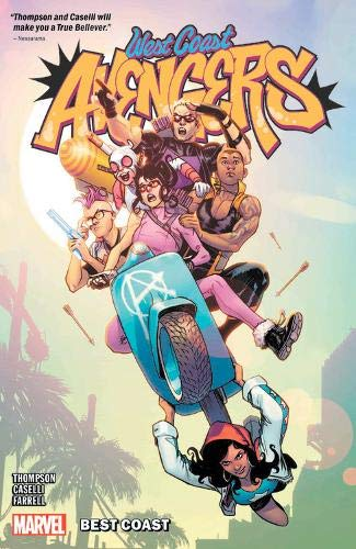 West Coast Avengers - Vol 01 - Best Coast