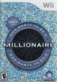 Who Wants to be a Millionaire - Wii - in Case