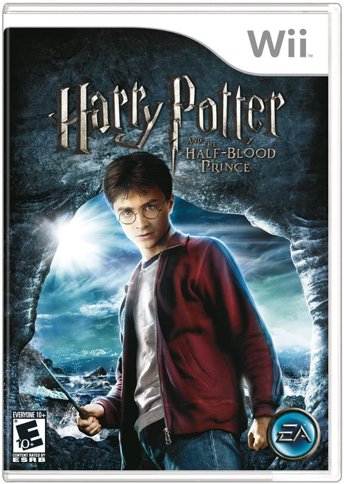 Harry Potter and the Half-Blood Prince - Wii - in Case