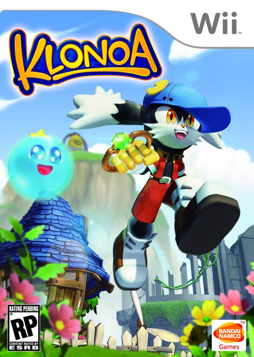 Klonoa - Wii - in Case