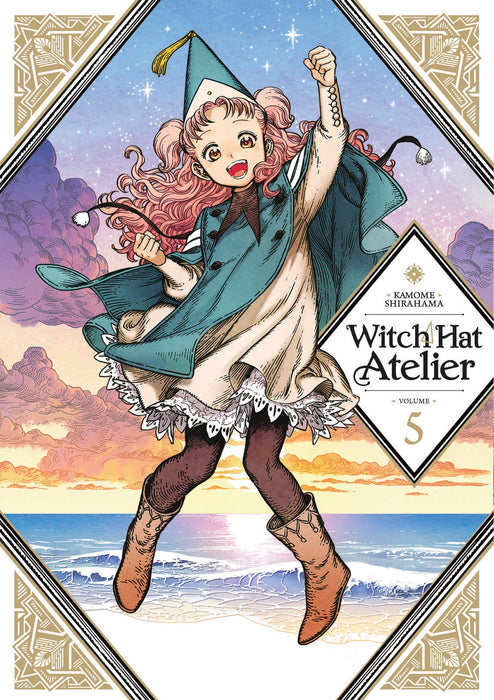Witch Hat Atelier Vol 05