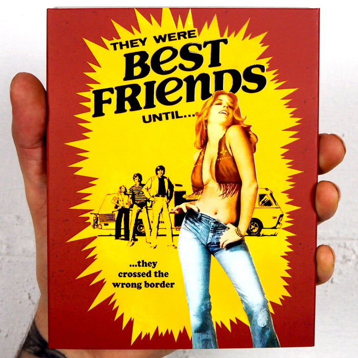 Best Friends - Blu-Ray - Limited Edition Slipcover - Sealed