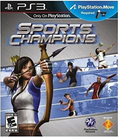 Sports Champions - Playstation 3 - in Case