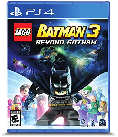 Lego Batman 3 - Beyond Gotham - Playstation 4 - Complete