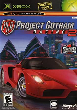 Project Gotham Racing 2 - Xbox - in Case