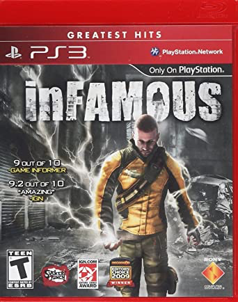 Infamous - Playstation 3 - in Case