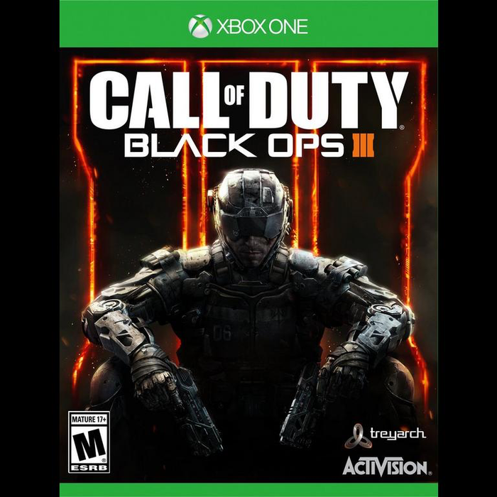 Call of Duty - Black Ops III - Xbox One - in Case