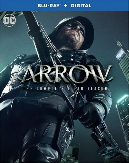 Arrow: Season 5 - Blu-Ray