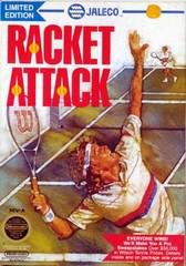Racket Attack - NES - Loose