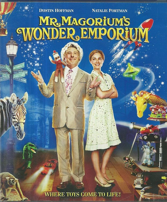 Mr. Magorium's Wonder Emporium - Blu-Ray