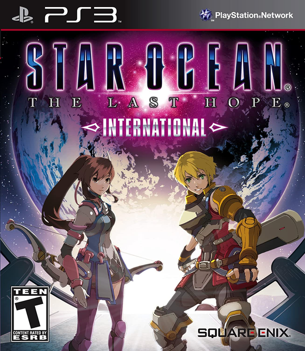 Star Ocean - Last Hope International - Playstation 3 - in Case
