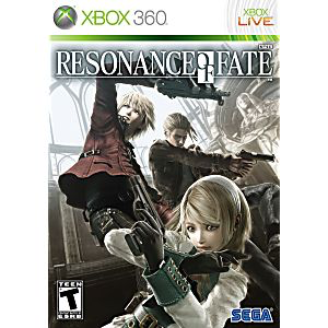Resonance of Fate - Xbox 360 - in Case