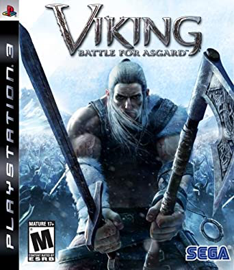 Viking - Battle for Asgard - Playstation 3 - in Case