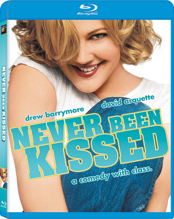Never Been Kissed - Blu-Ray