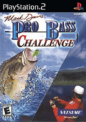 Pro Bass Challenge - Playstation 2 - Complete