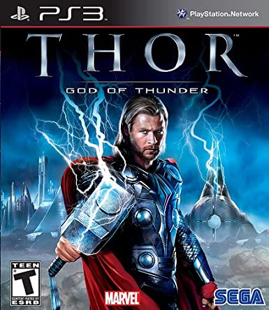 Thor - God of Thunder - Playstation 3 - in Case