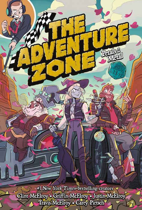 Adventure Zone - Vol 03 - Petals to the Metal
