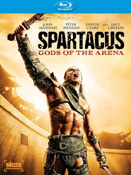 Spartacus: Gods Of The Arena - Blu-Ray