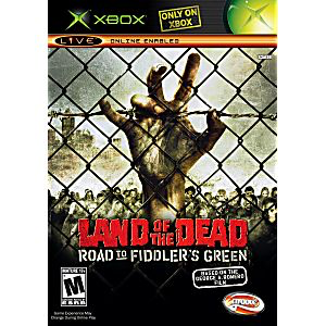 Land of the Dead - Road to Fiddler's Green - Xbox - in Case