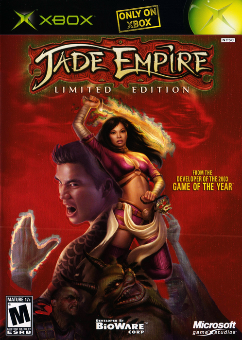 Jade Empire - Limited Edition - Xbox - in Case