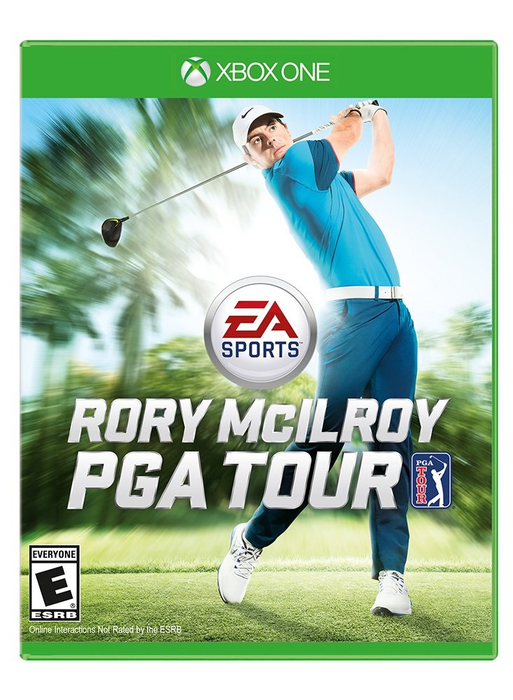 Rory McIlroy PGA Tour - Xbox One - in Case