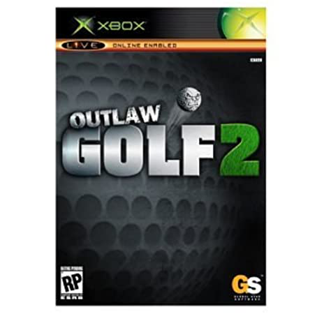 Outlaw Golf 2 - Xbox - in Case