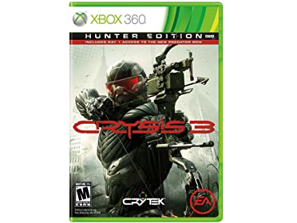Crysis 3 - Hunter Editon - Xbox 360 - in Case