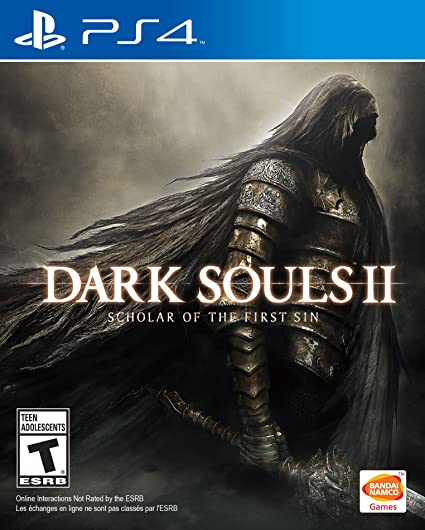 Dark Souls II - Scholar of the First Sin - Playstation 4 - Complete