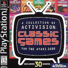Activision Classics - Playstation 1 - Complete